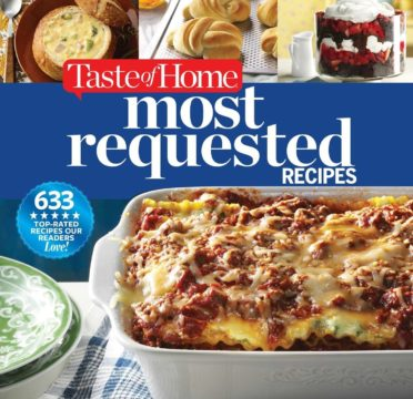 Most Requested Recipes