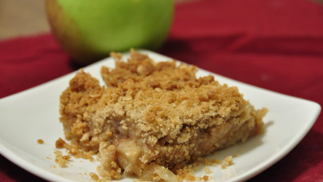 Best Apple Crisp
