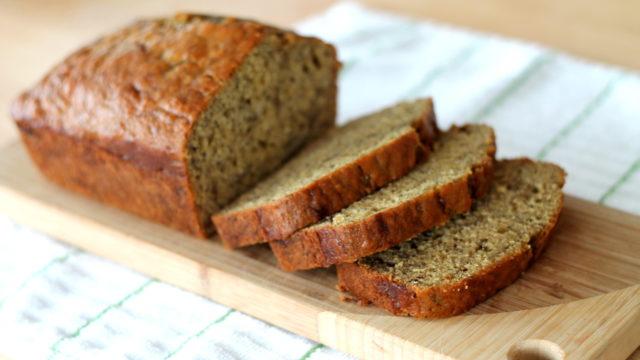 Caramelized Banana Bread