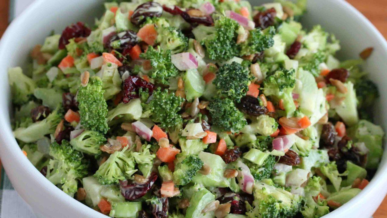 Crunchy Broccoli Salad