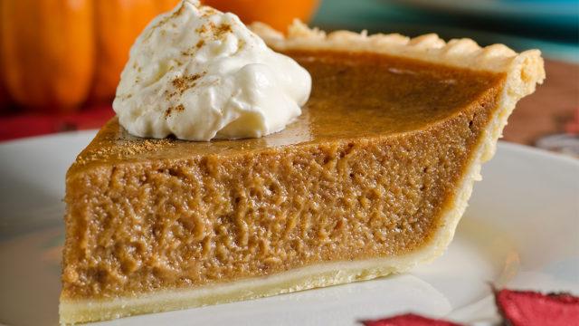 Decadent Pumpkin Pie Recipe