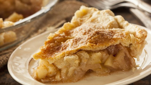 Easiest Apple Pie