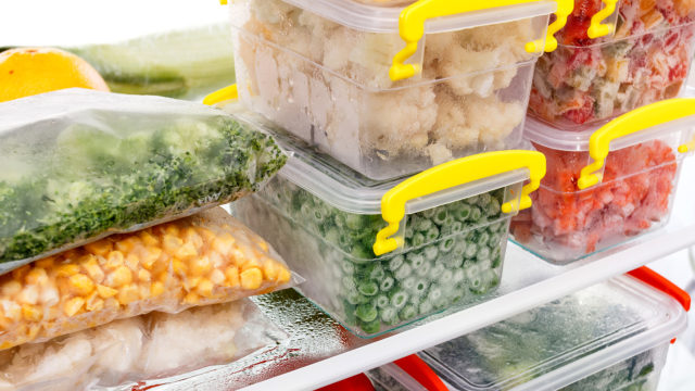 Foods You Can Freeze to Save Time and Money