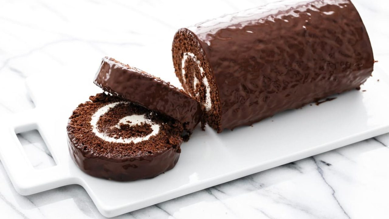 Giant Swiss Cake Roll