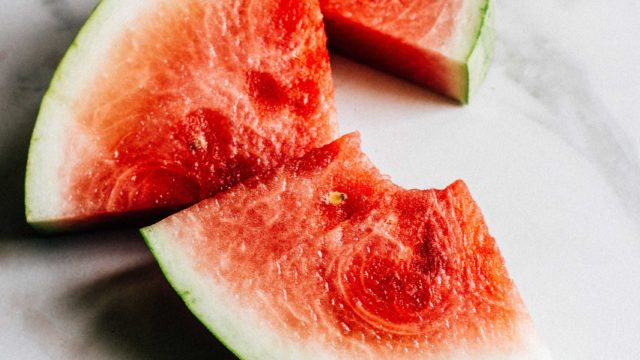 Here's how to pick a perfect watermelon