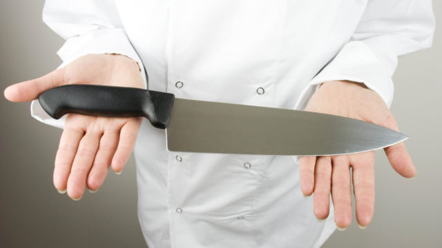 How to Choose a Chef's Knife