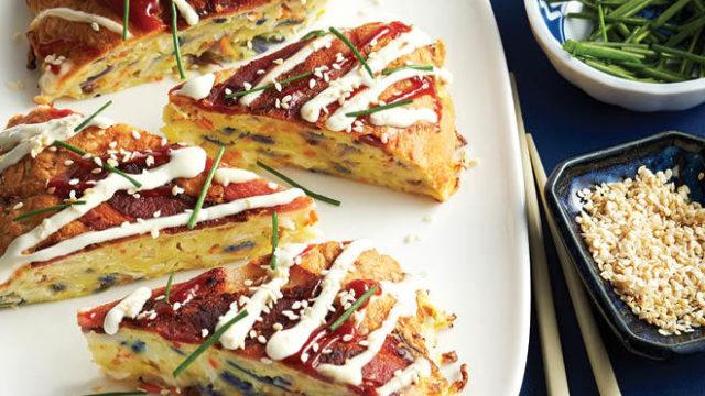 Japanese Okonomiyaki