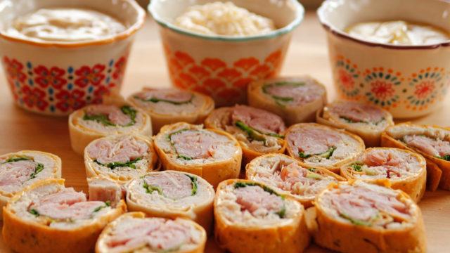 Make-Ahead Sandwich Rolls