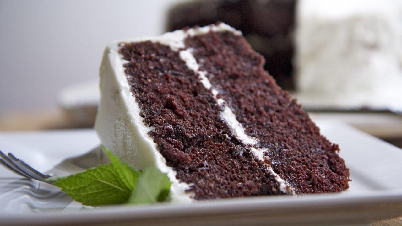 Moist & Fluffy Devils Food Cake