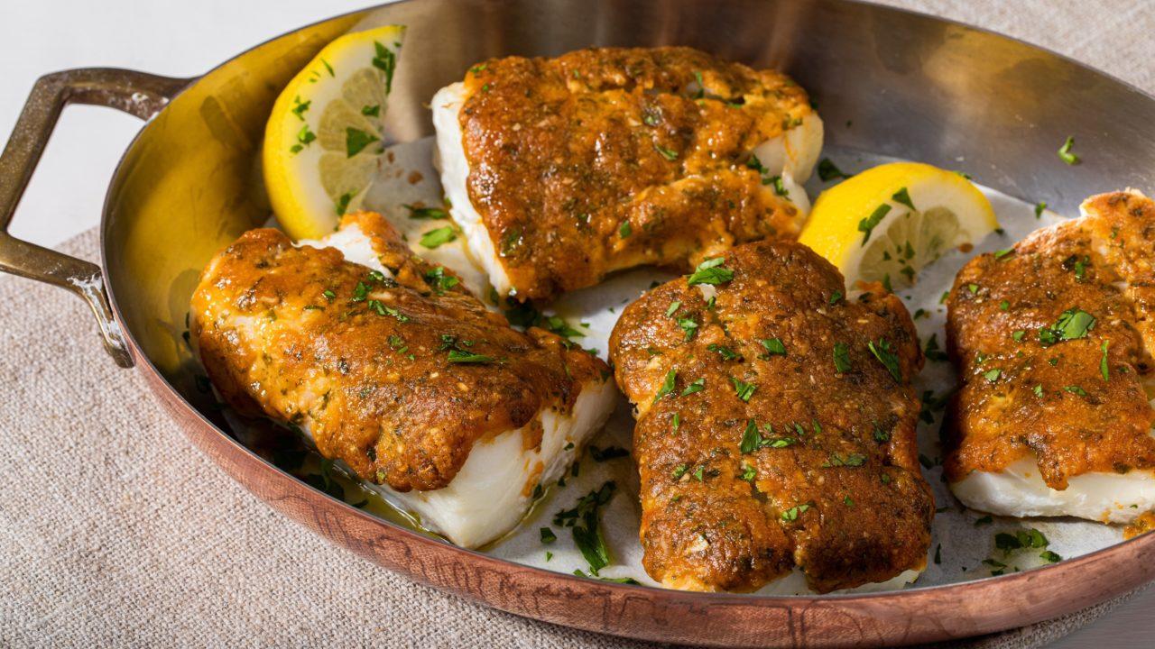 Ritz-Y Baked Fish