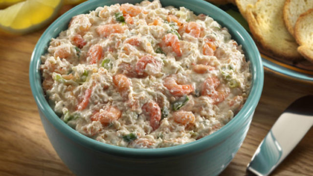 Spicy Shrimp Spread