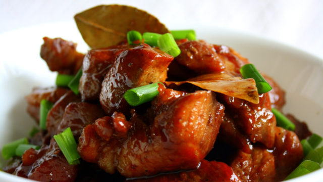 Ultimate Pork Adobo