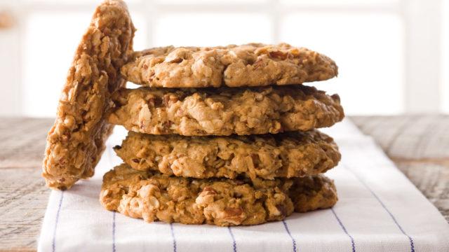 Vermont Maple Pecan Cookies