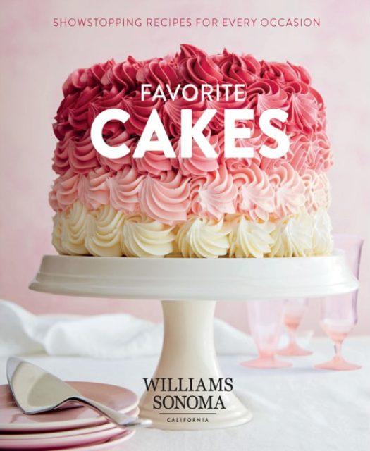 Favorite Cakes Cookbook