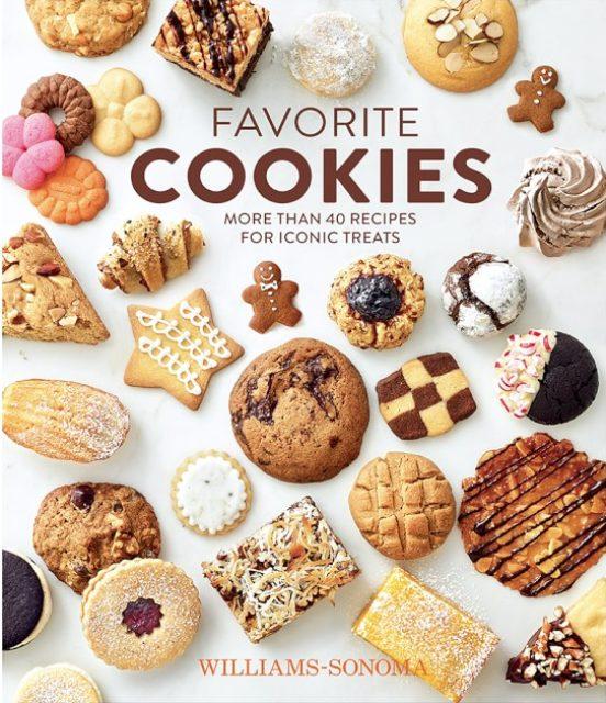 Favorite Cookies Cookbook